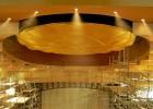 Ziff Ballet Opera House, Ceiling