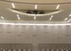Miami Gardens City Hall, Aud Wall Panels closeup