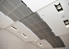 MIA North Terminal, APM Entry Ceilings