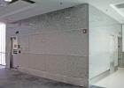MIA North Terminal, Granite Panels