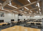 FIU Stempel, Wood Ceiling