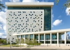 Miami Dade Childrens Court House, Elevation