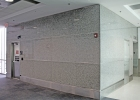 MIA North Terminal, Granite Panels