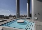 Porsche Design Tower, Pool Deck